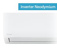 >Ar Condicionado Daikin Split Hi Wall Inverter 220V Advance Quente/Frio 9.000 BTUs - RX09N5VL7