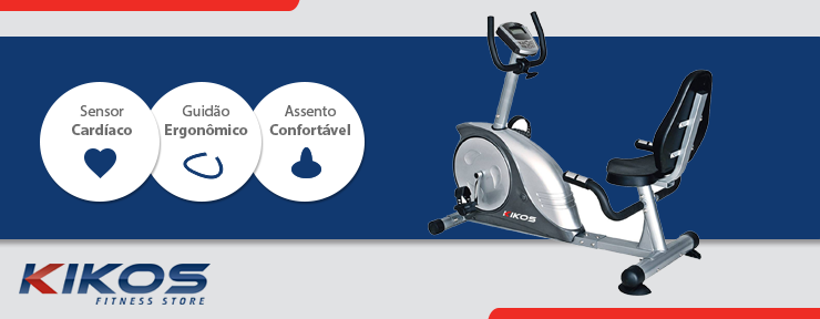 Bike Kikos KR 5.6 - Sistema Eletromagnético