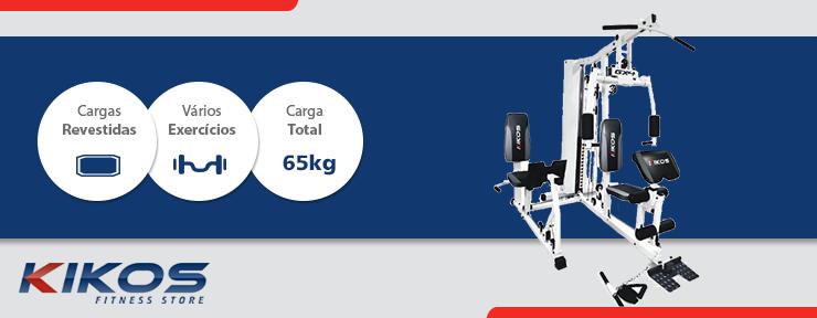 Estação de Musculação Kikos GX4