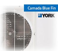 Ar Condicionado York Split Hi Wall 9.000 BTUs Quente/Frio 220V - YKS09QCA
