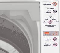 Lavadora de Roupas Automática Brastemp Clean 11kg 127V Branca BWC11ABANA