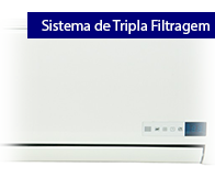 Ar Condicionado Carrier Split Inverter X-Power 18.000 Btus 220V Quente/Frio - 38LVQC18C5
