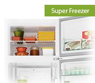 Refrigerador Consul  Degelo Manual 239 Litros Branco 1 Porta 127V - CRC28FB