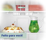Refrigerador Consul Facilite Frost Free 300 Litros 220V - CRB36ABBNA