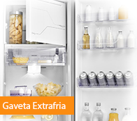 Refrigerador Electrolux Frost Free 323 Litros - Branca 1 Porta 127V - RFE39.
