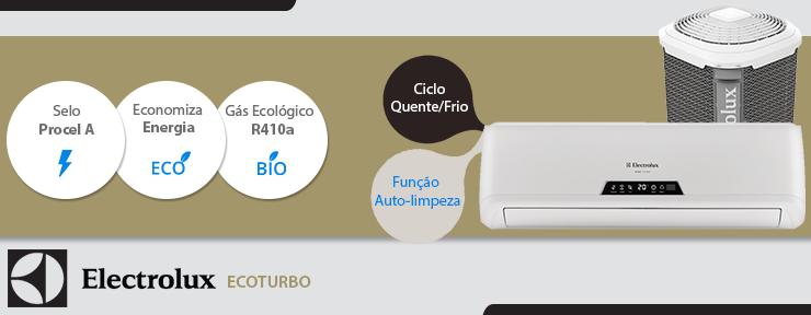 Ar Condicionado Electrolux  Split 30.000 Btus 220V Frio - TE30F