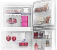 Refrigerador Electrolux Duplex 462L 127V 2 Portas Branco Cycle Defrost DC49A