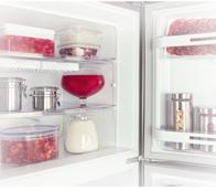Refrigerador Electrolux Duplex 475L 127V 2 Portas Inox Cycle Defrost DC51X