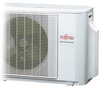 Ar Condicionado Fujitsu Split Inverter 12000 BTUs Quente/Frio 220V - AOBG12LMCA