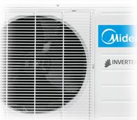Ar Condicionado Midea Split Inverter Liva 9000 Frio 220V 38VFCA09M5
